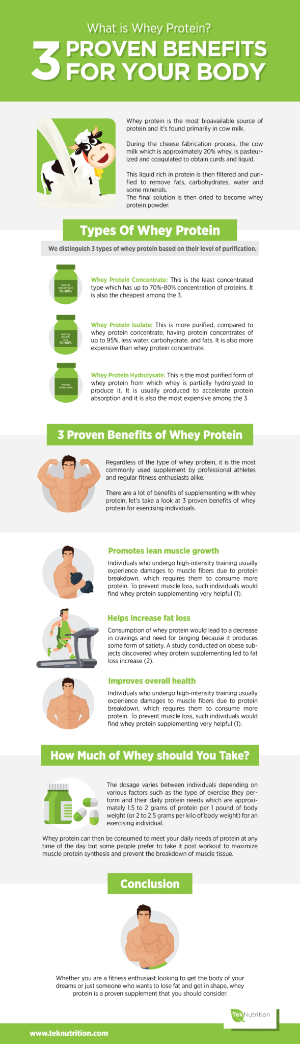 What is Whey Protein? 3 Proven Benefits for Your Body