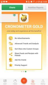 Cronometer App Review