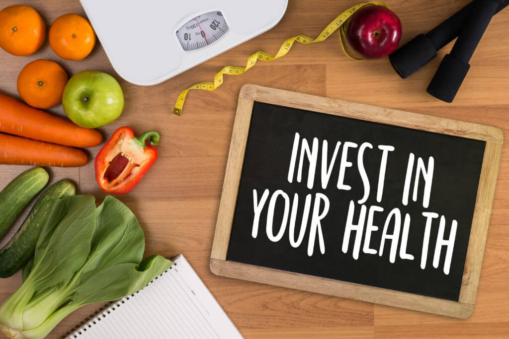 Invest In Your Health: Nutrition and Sports Supplements