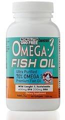 Halal Omega 3 Fish Oil
