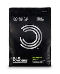 BULK POWDERS Informed Whey Protein Isolate Powder