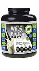 Summit Nutritions Pure Whey Protein Isolate
