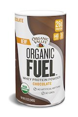 Organic Valley Halal Whey Protein Powder