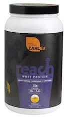 Zahlers Reach, Whey Protein Powder