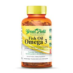 Greenfield Halal Omega 3 Fish Oil