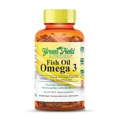 Greenfield Halal Omega 3 Fish Oil