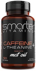 Best caffeine supplement of 2018: SmarterVitamins KETO caffeine