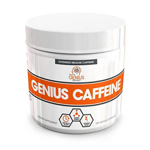 Best caffeine supplement of 2018: Genius Caffeine