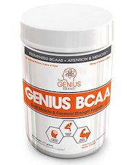Best BCAA Supplement of 2018: Genius BCAA