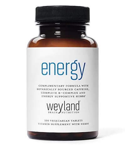 Best caffeine supplement of 2018: Weyland Energy Caffeine