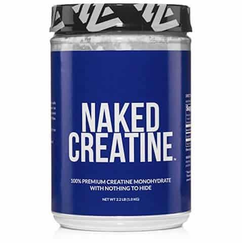 Best Creatine Supplement of 2018: Naked Creatine