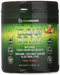 Best BCAA Supplement of 2018: Clean Machine BCAA