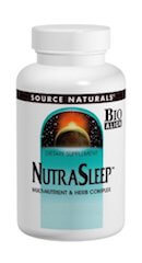 Source Naturals NutraSleep Magnesium