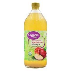 Great Value Organic Raw Unfiltered Apple Cider Vinegar