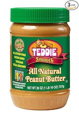 Teddie All Natural Peanut Butter
