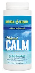 Natural Vitality Natural Calm Magnesium Supplement