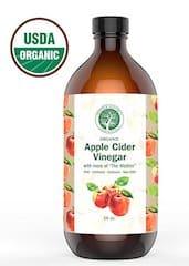 Mother Nature's Essentials Apple Cider Vinegar Organic USDA