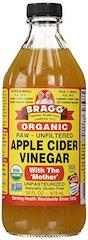 Bragg Organic Unfiltered Apple Cider Vinegar, Raw