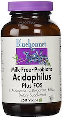 BlueBonnet Probiotic Acidophilus Plus FOS