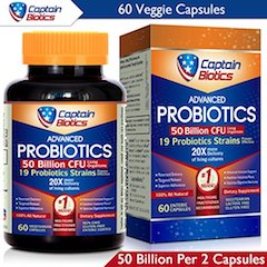 CaptainBiotics Probiotics