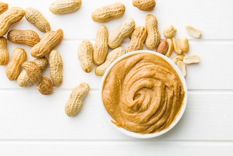 Top 10 benefits of peanut butter