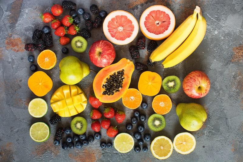 Fruits as a Healthy Sugar Alternatives