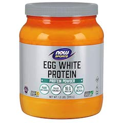 Now Sports Egg White Protein Powder