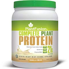 PlantFusion Complete Plant Based Protein Powder