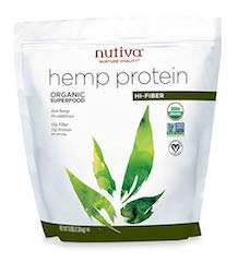 Nutiva Organic, Cold-Processed Hemp Protein