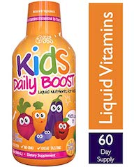 Children's Liquid Multivitamin by Feel Great