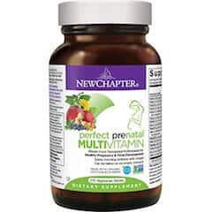 New Chapter Perfect Prenatal Vitamins
