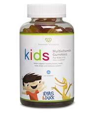 AMANAH VITAMINS - ILYAS & DUCK Children's Multivitamin Gummies