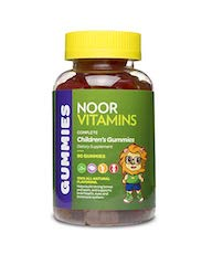 Noor Vitamins Prenatal Easy-Swallow Tablets