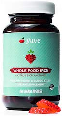 Yuve Whole Food Chelated Iron