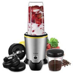 CHULUX Personal Blender and Coffee Grinder