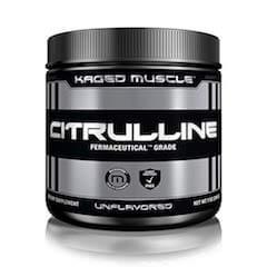 KAGED MUSCLE, Premium L-Citrulline Powder