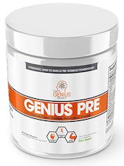 Genius Pre Workout Powder