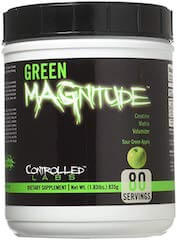 Controlled Labs Green Magnitude, Creatine Matrix Volumizer