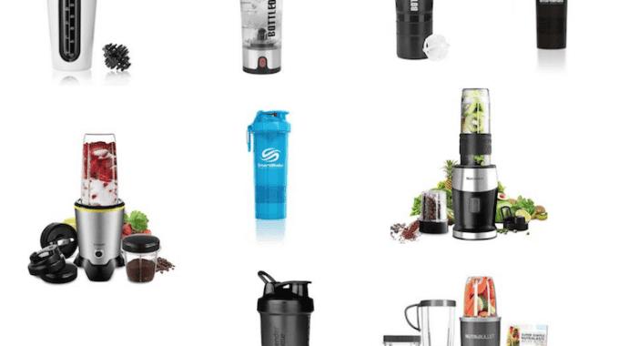 Blender Bottles And Shaker Bottles