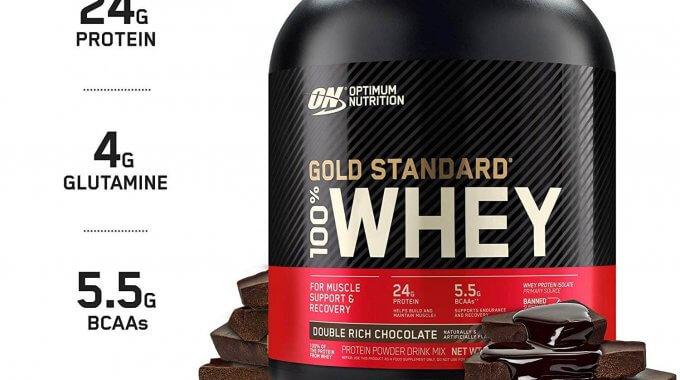 Gold Standard 100% Whey Protein Powder