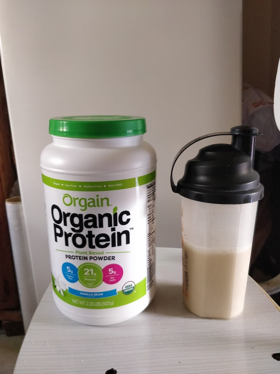 Orgain Organic Protein Powder Tastiness, Mixability, and Price